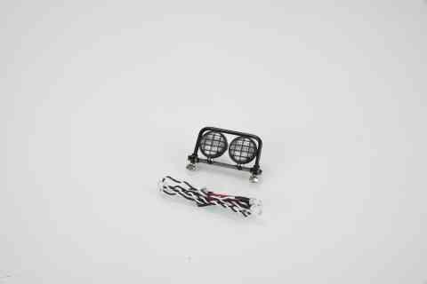 Carson 500908148 Frontlampenbügel Offroad 2-fach 18mm