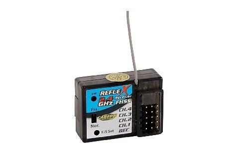 Carson 500501512 Empfänger Reflex Pro 2,4 Ghz II