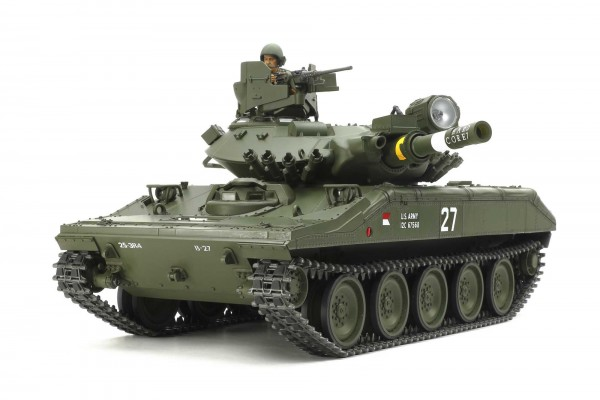 Tamiya 300056043 M551 Sheridan with Option Kit