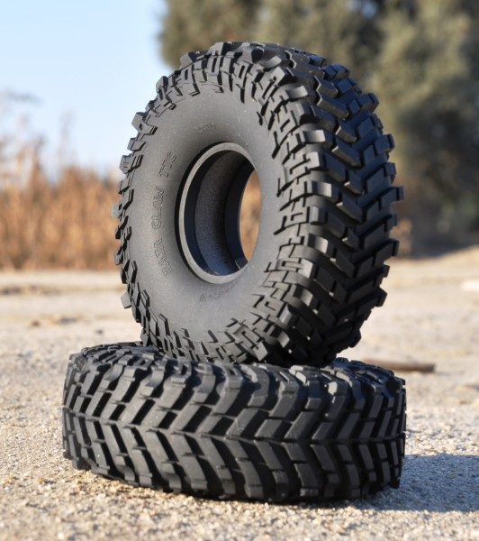 RC4WD Z-T0048 Mickey Thompson 1.9 Baja Claw TTC Scale Tires (2 Stück)
