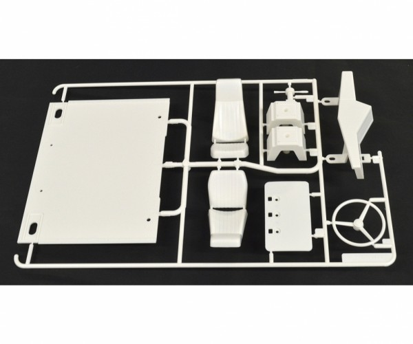 Tamiya 300115108 KingHauler interieur (P-Parts)