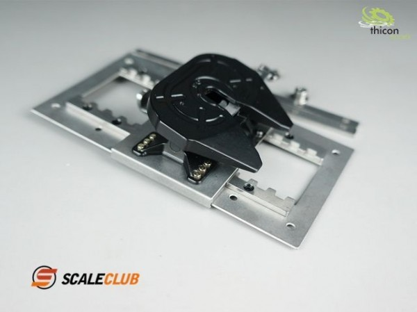Thicon 50173 1:14 Sattelplatte Metall verschiebbar ScaleClub