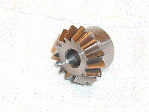 bevel gear Modul 1.0 with 15 teeth