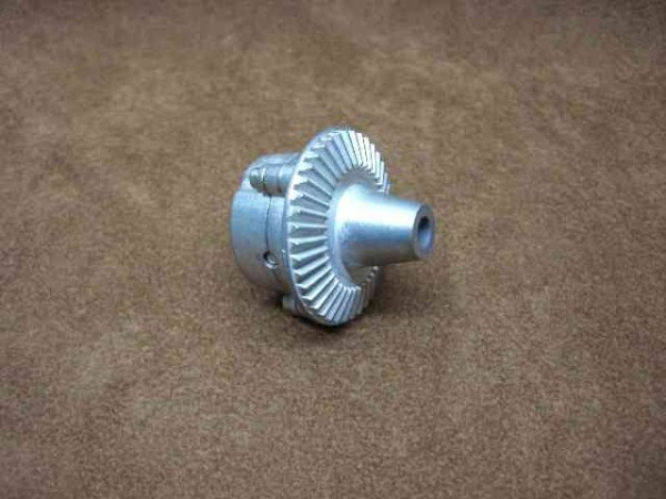 conversion to self locking differential