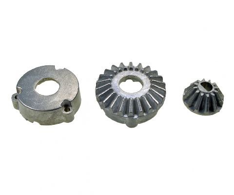 Tamiya 309805482 CC-01/XC-01 differential shell and bevel gear