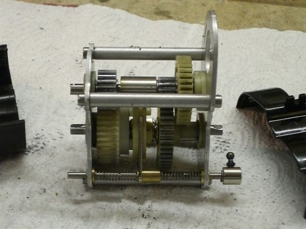 conversion t o 2 gear box with 4WD