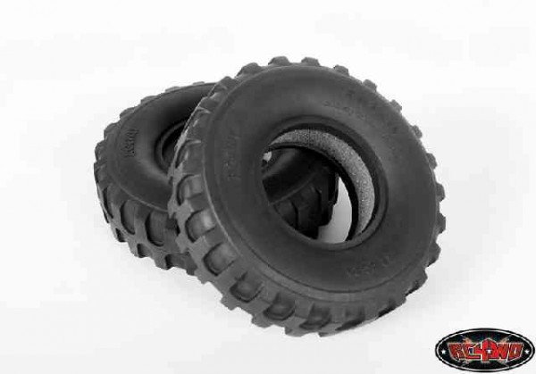"RC4WD Z-T0011 DUKW 1.9"" Military Offroad Tires (2 pieces)"